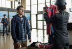Ob Peter Parker (Tom Holland) mit seinem Spider-Man-Kostüm im Koffer nach Italien einreisen darf?