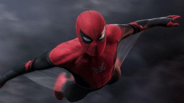 Nach dem Tod seines Mentors ist Spider-Man (Tom Holland) auf sich allein gestellt.