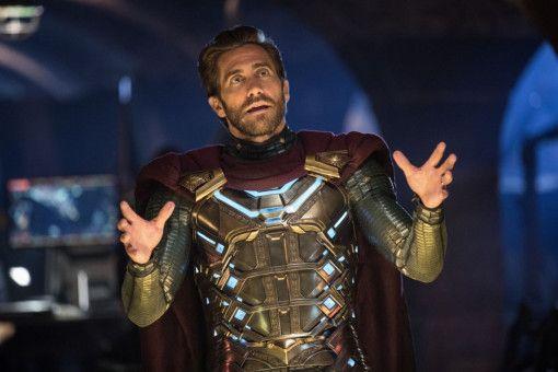 Quentin Beck alias Mysterio (Jake Gyllenhaal) stammt aus einem Paralleluniversum.