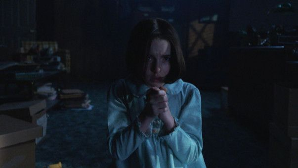 Irgendwann hilft nur noch Beten, denkt sich die zehnjährige Judy (Mckenna Grace).