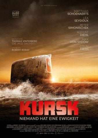 """Den Stolz ihrer Nordflotte haben die Russen verloren: Die """"Kursk"""" ist explodiert und gesunken. Der dänische Regisseur Thomas Vinterberg erkundet, wie es den Männern, die das Unglück zunächst überlebten, und ihren Familien erging."""