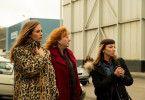 Wenig glamourös: In einem kleinen Provinznest arbeiten Sandra (Cécile de France), Nadine (Yolande Moreau) und Marilyn (Audrey Lamy, von links) in einer Fischfabrik.