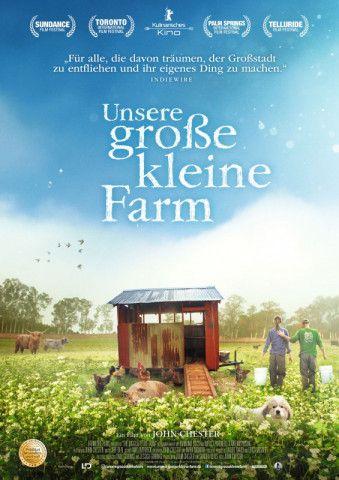 """80 Hektar ödes Land in eine große kleine Farm umzuwandeln, das kann klappen. """"Unsere große kleine Farm"""" erzählt ein wunderbares Märchen, das auch noch wahr ist."""