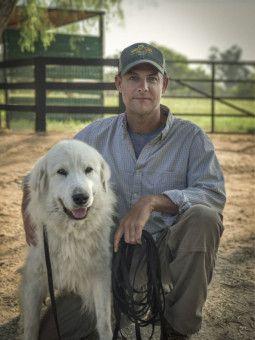 Farmer und Filmemacher John Chester gibt Einblicke in sein Leben auf der Apricot Lane Farm.