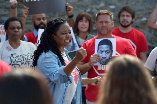 Gegner und Befürworter der Todesstrafe stehen sich unerbittlich gegenüber.