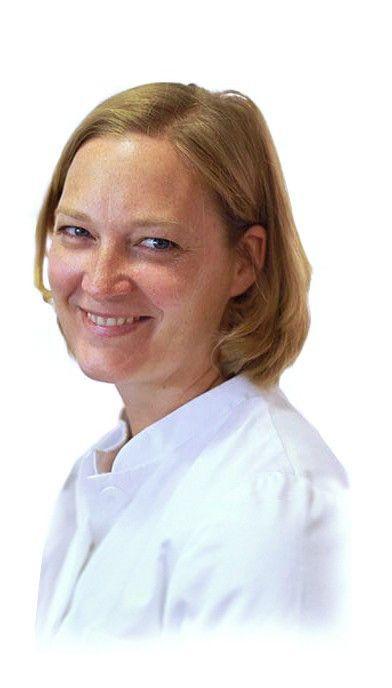 Apothekerin Julia Meidel.