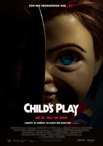 """""""Child's Play"""" ist eine intelligente Neuerzählung des Horrorfilms """"Chucky - Die Mörderpuppe""""."""