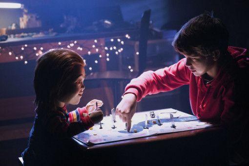 Die Puppe Chucky wird Andys (Gabriel Bateman) neuer Spielgefährte.