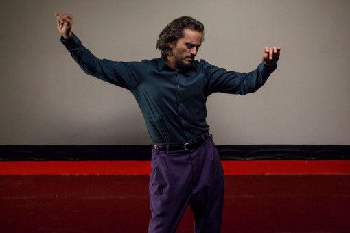 """Vor Jahren war Alberto (Asier Etxeandia) der Hauptdarsteller in Salvadors Film """"Sabor""""."""