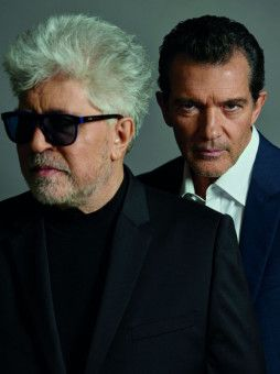 """Antonio Banderas spielt in """"Leid und Herrlichkeit"""" das Alter Ego von Regisseur Pedro Almodóvar."""
