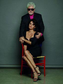 Der Filmemacher und seine Muse: Pedro Almodóvar mit Penélope Cruz.
