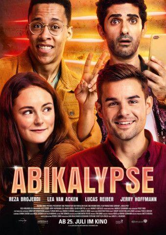 """Vier Loser unter sich, aber die größte Party aller Zeiten soll sie legendär machen: """"Abikalypse"""" erzählt eine reichlich simple Story."""