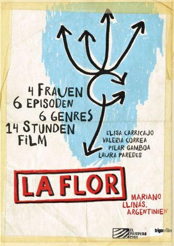 """""""La Flor"""" ist ein Film für Menschen mit viel Zeit: Das XXL-Werk dauert 14 Stunden."""