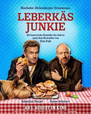 """""""Leberkäsjunkie"""" ist die mittlerweile sechste Verfilmung eines Regionalkrimis der Autorin Rita Falk."""