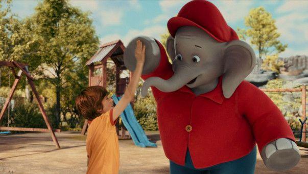 Benjamin Blümchen und Otto (Manuel Santos Gelke) sind beste Freunde - und es warten spannende Ferien auf sie.