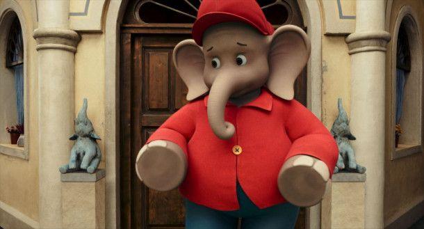 Regisseur Tim Trachte hat in seiner Realverfilmung einen sympathischen animierten Benjamin Blümchen erschaffen.