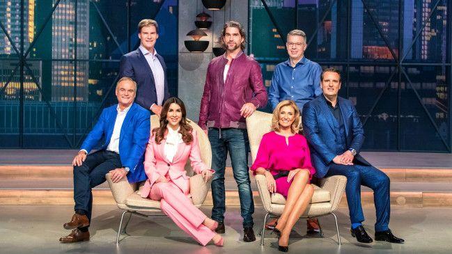 """Die Investoren der sechsten Staffel von """"Die Höhle der Löwen""""."""
