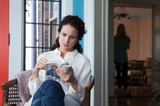 Suzanne (Andie MacDowell) arbeitet als Kostümbildnerin an einem College-Theater.