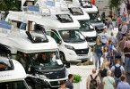 Faszination Caravaning: Der Caravan Salon findet vom 31. August bis 8. September in Düsseldorf statt.