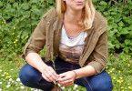 Kräuterexpertin: Tine Knauft.