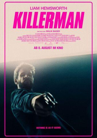 """In """"Killerman"""" spielt Liam Hemsworth einen Mann auf der Flucht, der noch dazu nicht mehr weiß, wer er eigentlich ist."""