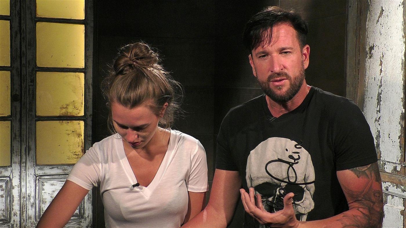 Michael und Laura fühlen sich zu Unrecht attackiert.