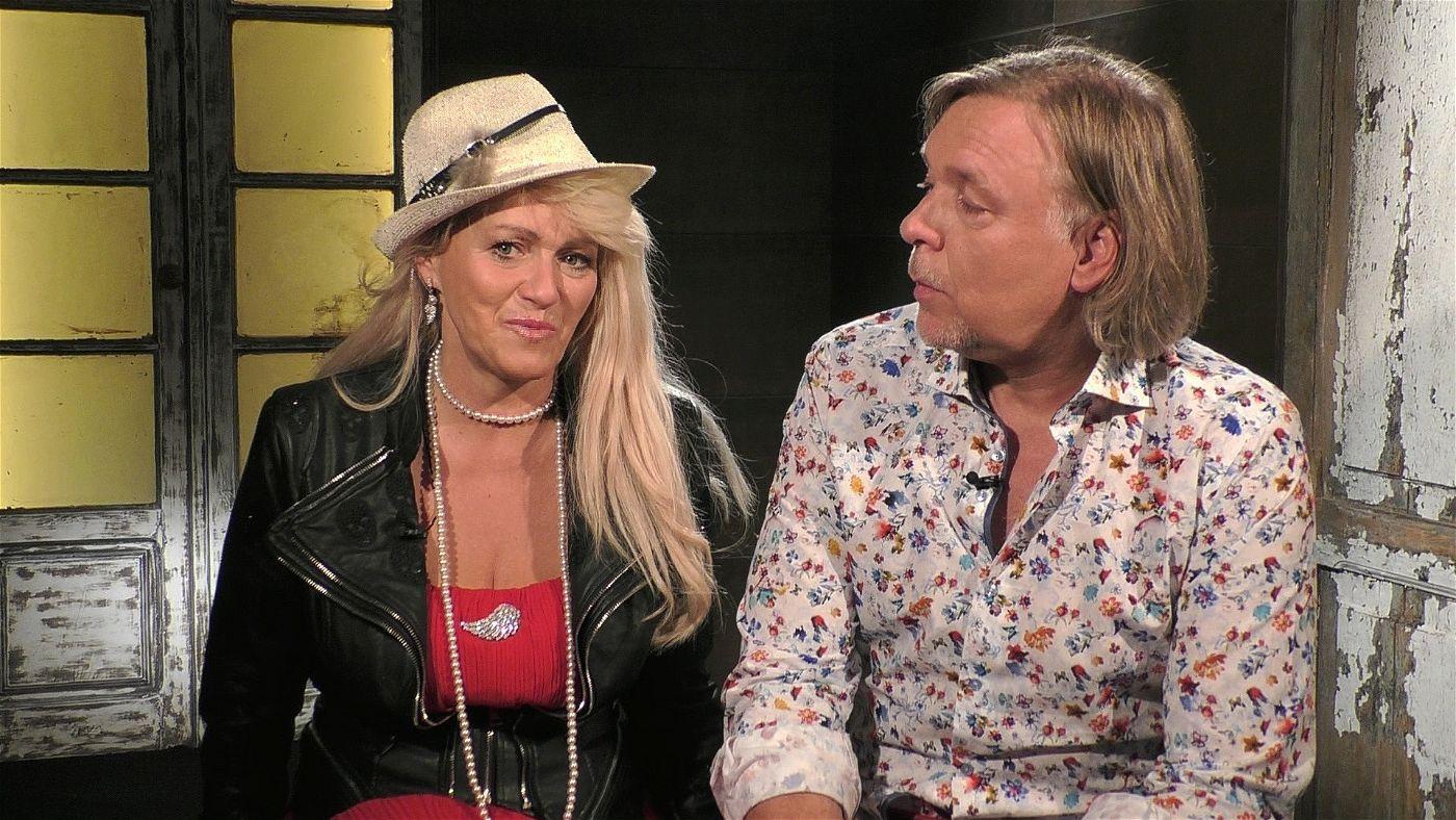 Und was sagt eigentlich Sabrinas Partner Thomas Graf von Luxburg zu der Nummer?