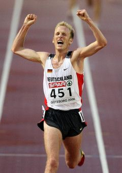 Sein größter Erfolg: 2006 wurde Jan Fitschen in Göteborg Europameister über 10000 Meter.