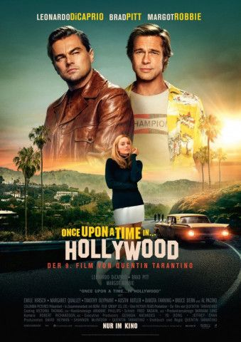 "Mit ""Once Upon a Time ... in Hollywood"" liefert Quentin Tarantino seinen neunten Film ab."
