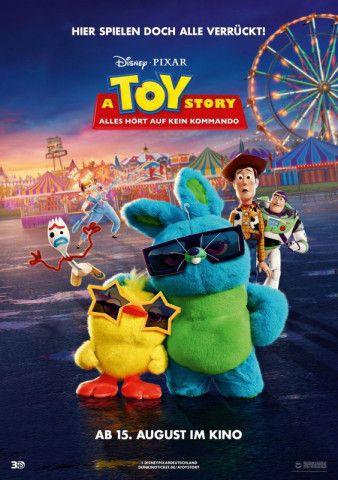 """Zehn Jahren sind seit dem letzten """"Toy Story""""-Film vergangen. Jetzt sind Cowboy Woody und seine Freunde zurück."""