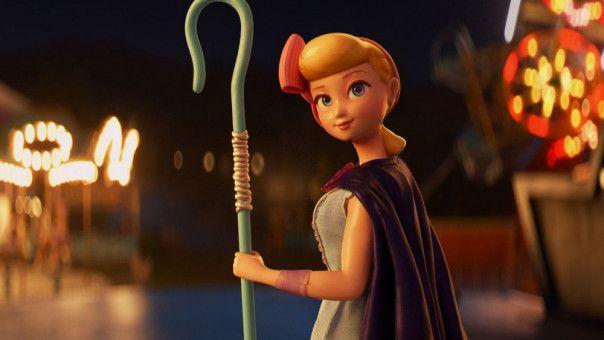 """Porzellinchen ist die eigentliche Heldin des vierten """"Toy Story""""-Films."""