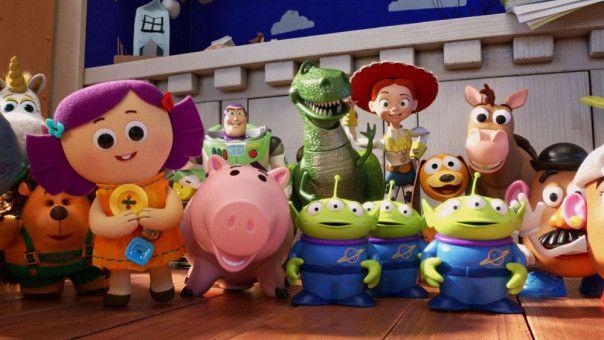 """Vor rund 25 Jahren revolutionierte """"Toy Story"""" das Kino. Jetzt kommt Film Nummer vier in die Kinos."""