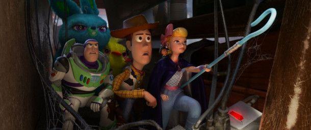"""""""A Toy Story: Alles hört auf kein Kommando"""" ist erneut wunderbar animierte Unterhaltung für Kinder und Erwachsene."""