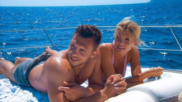 """Was für ein Glück für Tim: Der """"Bachelorette""""-Kandidat bekommt in Folge 5 gleich zwei Einzeldates mit Gerda."""