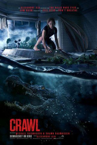 """Alexandre Aja, Experte für blutigen Tier-Horror, lässt in """"Crawl"""" die Alligatoren los."""