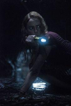 Ist da was? Haley (Kaya Scodelario) hält Ausschau nach Eindringlingen.