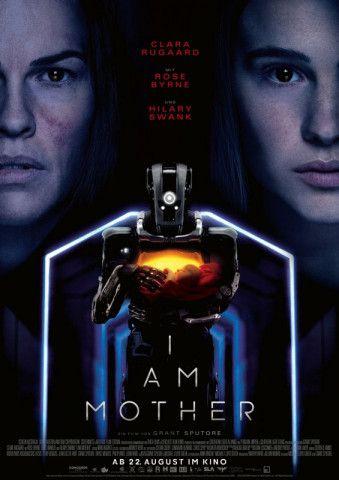 """Im Science-Fiction-Thriller """"I Am Mother"""" sind drei eine zu viel."""