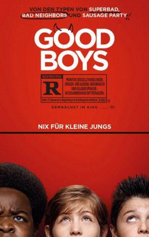 """Drei Jungs und der erste Kuss: """"Good Boys"""" ist eine zotige Komödie, die an """"American Pie"""" erinnert."""