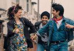 Eliza (Nell Williams), Roops (Aaron Phagura) und Javed (Viveik Kalra, von links) wollen dem Kleinstadtmief entkommen.