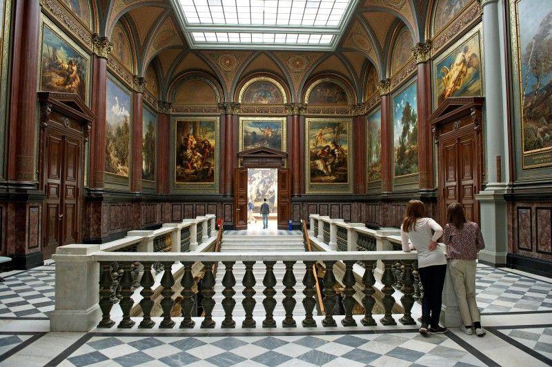 Die Hamburger Kunsthalle feiert ihr 150-jähriges Bestehen.