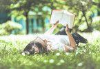 Digitale Entgiftung: einmal mehr Zeit für sich selbst und für ein gutes Buch.