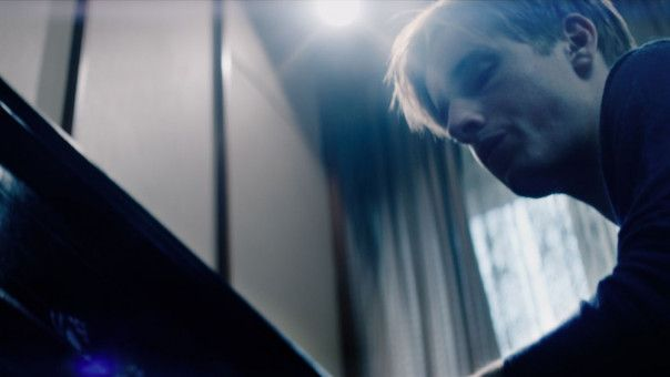 Das Leben von David (Louis Hofmann) dreht sich ganz um die Musik.