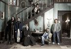Die Vampire Viago, Vladislav, Deacon und Petyr teilen sich eine Villa in Wellington.