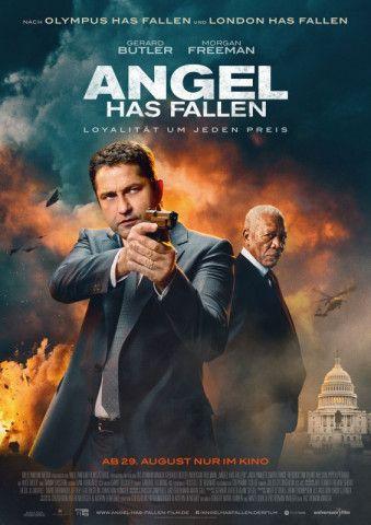 """""""Angel Has Fallen"""", dritter Beitrag der """"Fallen""""-Reihe, ist ein ganz anderer Actionthriller als die Vorgänger-Filme."""