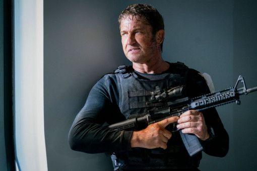 Mike Banning (Gerard Butler) will beweisen, dass er nicht hinter dem Attentat auf den US-Präsidenten steckt.