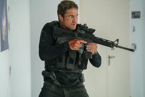 Leibwächter Mike Banning (Gerard Butler) bekommt es mit einem übermächtigen Gegner zu tun.