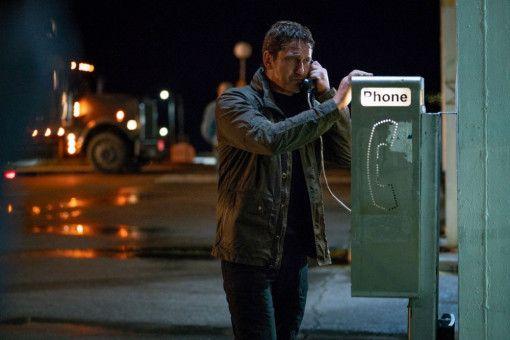 Er ist unschuldig, aber niemand glaubt ihm: Trumbull (Morgan Freeman) ist verzweifelt.