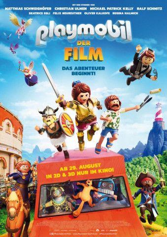 """Da werden Kindheitserinnerungen wach: """"Playmobil - Der Film"""" lässt eine ganze Spielwelt auferstehen."""