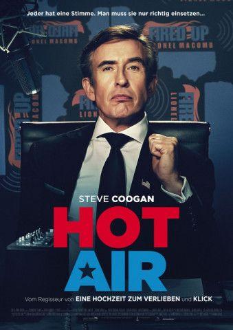 """In """"Hot Air"""" muss ein rechter Moderator das Herz seiner Nichte gewinnen."""