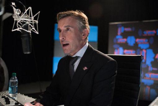 Lionel Macomb (Steve Coogan) gibt dem konservativen Amerika eine Stimme.